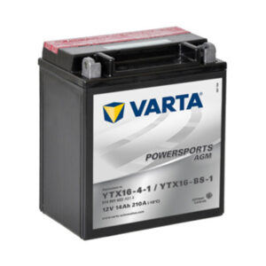 Akumulator VARTA POWERSPORTS AGM 14Ah 210A 514901022A514