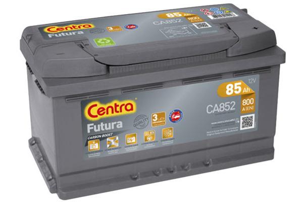 Akumulator CENTRA FUTURA *** 85Ah 800A CA852