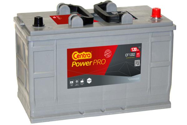 Akumulator CENTRA PowerPRO 120Ah 0A CF1202