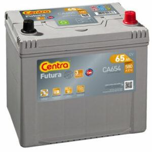 Akumulator CENTRA FUTURA *** 65Ah 580A CA654