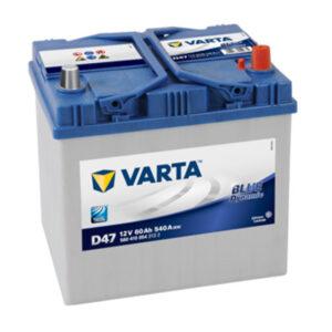 Akumulator VARTA BLUE dynamic 60Ah 540A 5604100543132