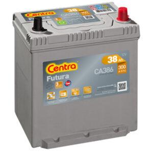 Akumulator CENTRA FUTURA *** 38Ah 300A CA386