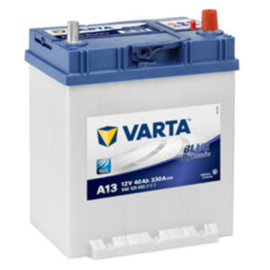 Akumulator VARTA BLUE dynamic 40Ah 330A 5401250333132