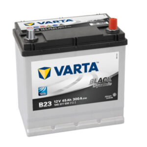 Akumulator VARTA BLACK dynamic 45Ah 300A 5450770303122