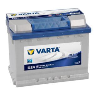 Akumulator VARTA BLUE dynamic 60Ah 540A 5604080543132