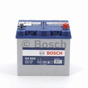 Akumulator BOSCH S4 60Ah 540A 0 092 S40 240