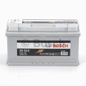 Akumulator BOSCH S5 100Ah 830A 0 092 S50 130