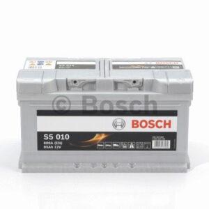 Akumulator BOSCH S5 85Ah 800A 0 092 S50 100