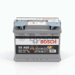 Akumulator BOSCH S6 60Ah 680A 0 092 S5A 050