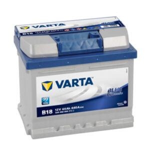 Akumulator VARTA BLUE dynamic 44Ah 440A 5444020443132