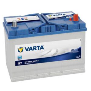 Akumulator VARTA BLUE dynamic 95Ah 830A 5954040833132