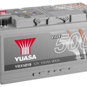 Akumulator YUASA 100Ah 900A YBX5019