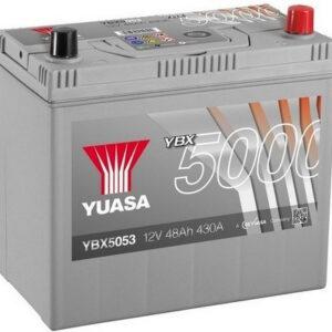 Akumulator YUASA 48Ah 430A YBX5053