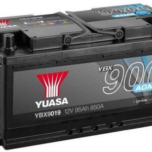 Akumulator YUASA 95Ah 850A YBX9019