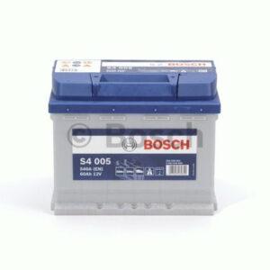 Akumulator BOSCH S4 60Ah 540A 0 092 S40 050